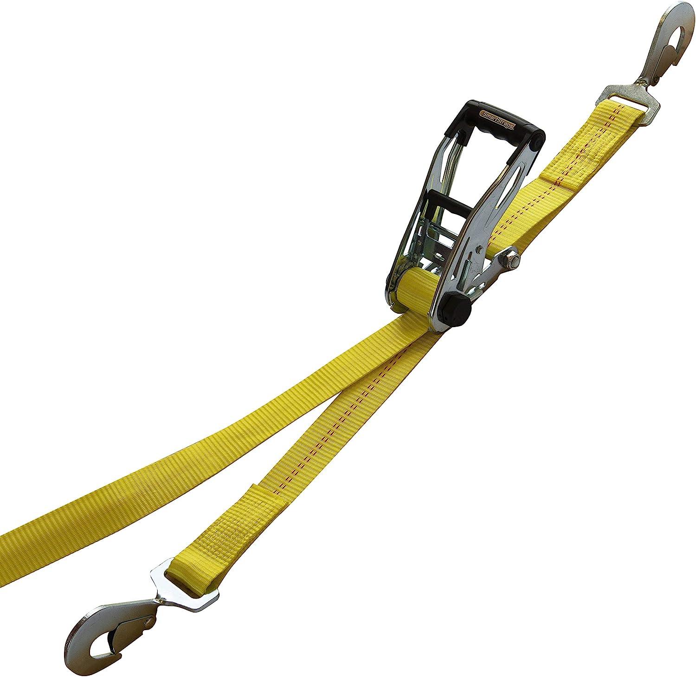 SmartStraps 10-Foot Cambuckle 300 lbs Safe Work... 900 lbs Break Strength 4pk