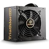 Enermax Triathlor Eco 80 Plus Bronze - Fuente de alimentación para ordenador (550W, ATX de 12V, V2.4)