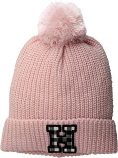 ea7ed25b Tommy Hilfiger Men's Cold Weather Knit Beanie, Black, One Size at ...