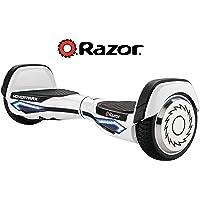Razor Hovertrax 2.0, Patineta Electrica con Autobalance Inteligente - Blanco