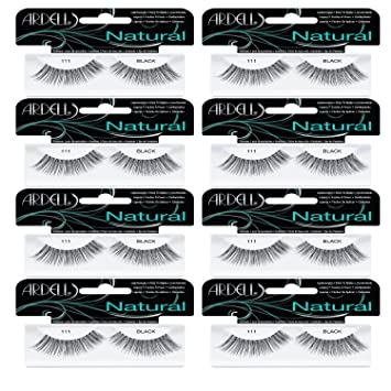2c9bd3a6834 Amazon.com : Ardell Fashion Lashes Pair - 111 (2-Pack of 4) : Beauty