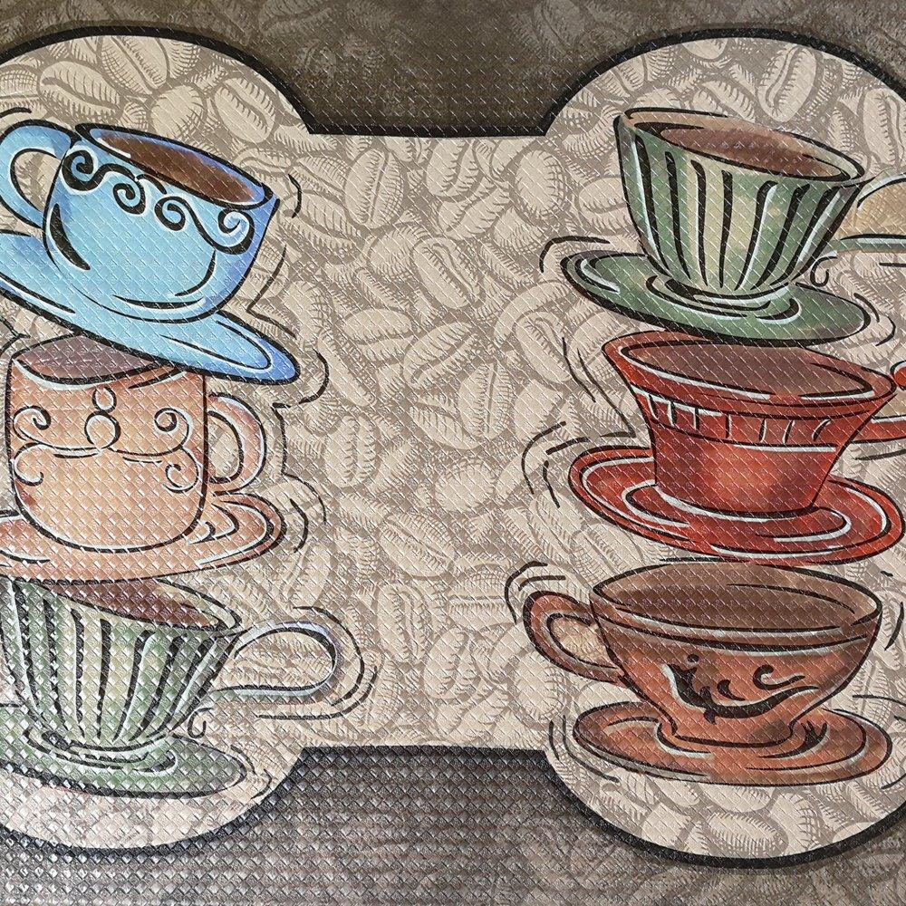 Art3d Premium Reversible Memory Foam Kitchen Mat Anti-Fatigue Chef Mat 18 X 30 by Art3d