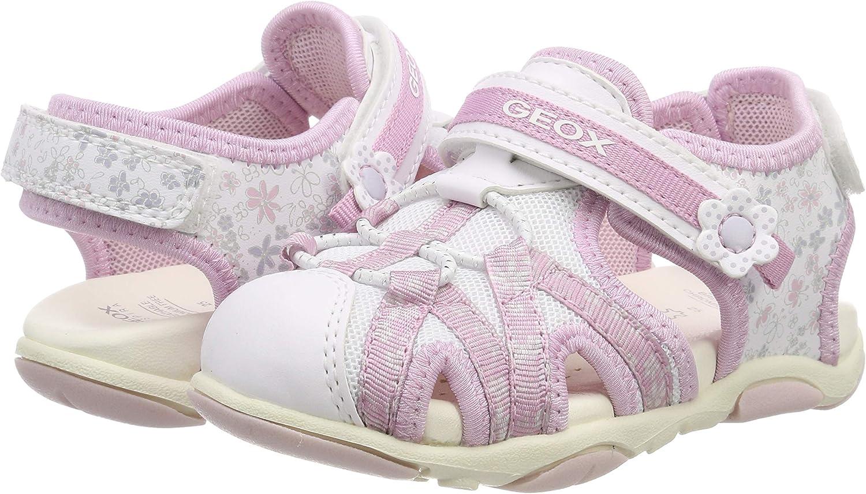 Geox Baby Sandal Agasim Girl B Walking Shoes