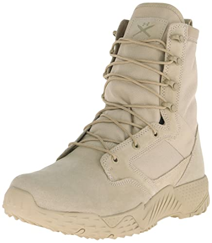 check out 53d27 c0fb7 Under Armour Men s Jungle Rat Military and Tactical Boot, Desert Sand, 8 M  US