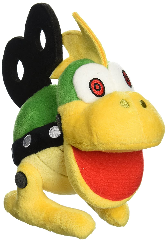 Peluche Super Mario 0819996013358 Mecha Koopa 15cm Little Buddy