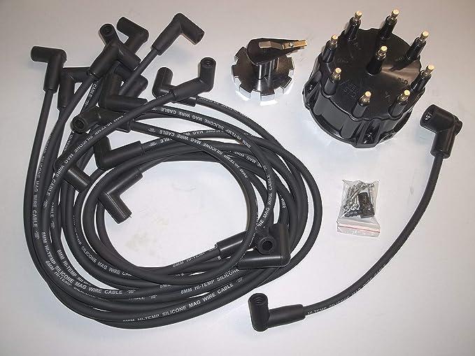 RPS Mercruiser Thunderbolt V8 - Juego de Cables para bujías (5,0 5,7 7,4 8,2 350): Amazon.es: Deportes y aire libre
