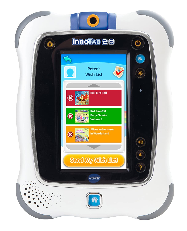 Amazon.com: Vtech InnoTab 2S Wi-Fi App de aprendizaje tablet ...