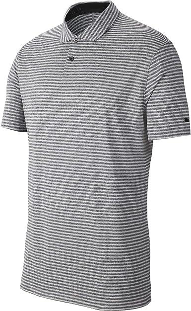 NIKE Herren T Shirt Nike Sportswear Striped olive | S