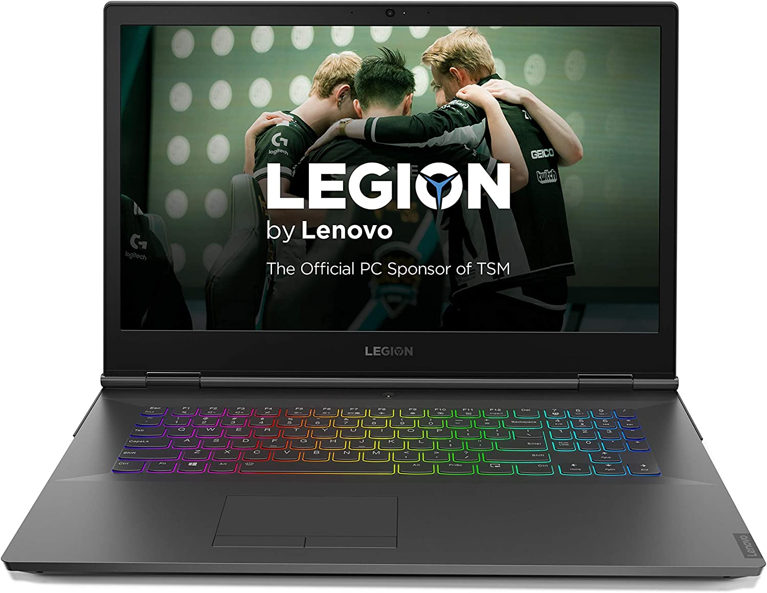 Lenovo Legion Y740 17.3 Inch FHD (1920 X 1080) G-SYNC IPS Display i7-8750H Processor, 16GB DDR4 RAM, 512GB NVMe SSD, NVIDIA GeForce RTX 2080, Windows 10, 81HH0037US, Black (Renewed)