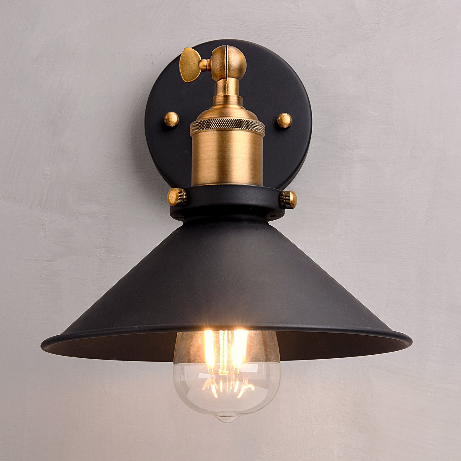 flush vintage light lighting holophane fixtures lf mount
