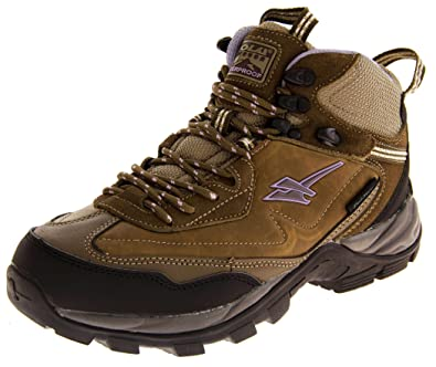 50deac74bb8 Womens GOLA Waterproof DRI-TEX Outdoor Hiking Walking Work Boots Shoes Size  5