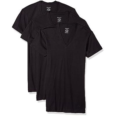 2(X)IST Men's Comfort Cotton V-Neck T-Shirt
