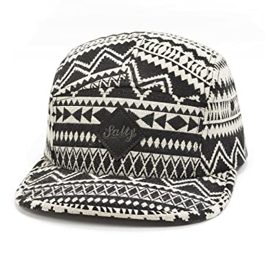 GP Accessories Fair Isle Pattern Multi Color Stripe Salty 5 Panel ...