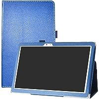 "LFDZ Teclast T10 Tablet Custodia, Slim Ultra Pelle Sottile e Leggera Cover Case Custodia per 10.1"" Teclast T10 Tablet,Blu"