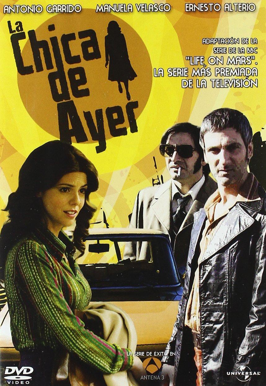 La Chica De Ayer La Serie Completa [DVD]: Amazon.es: Antonio ...