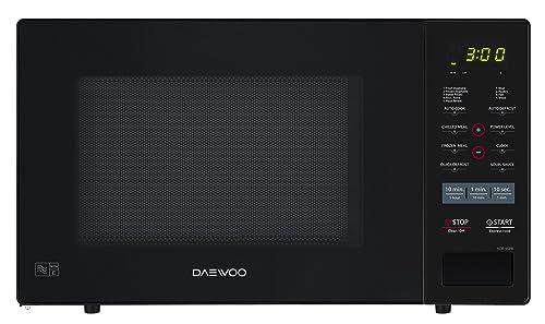 Daewoo Digital Microwave, 26 L, 900 W - Black