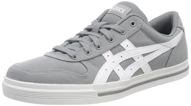 Asics Herren Aaron Sneaker, Grau  42.5 EU|Wei? (Stone Grey/White 1101)