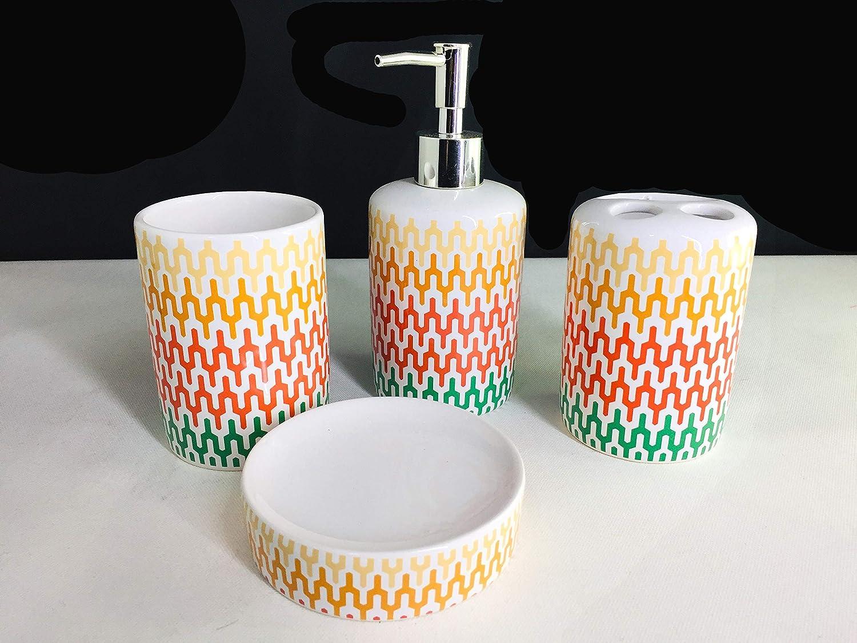 Go Hooked Designer Bathroom Sets (VM9-B): Amazon.in: Home & Kitchen