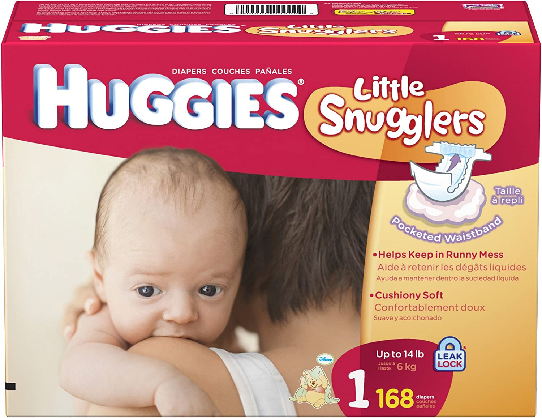 huggies little snugglers review