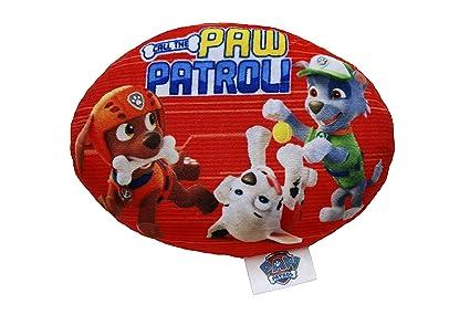 Sweetiers-04003 Paw Patrol Cojín terapéutico con aromaterapia Color Rojo Jast Global Supplies 04003