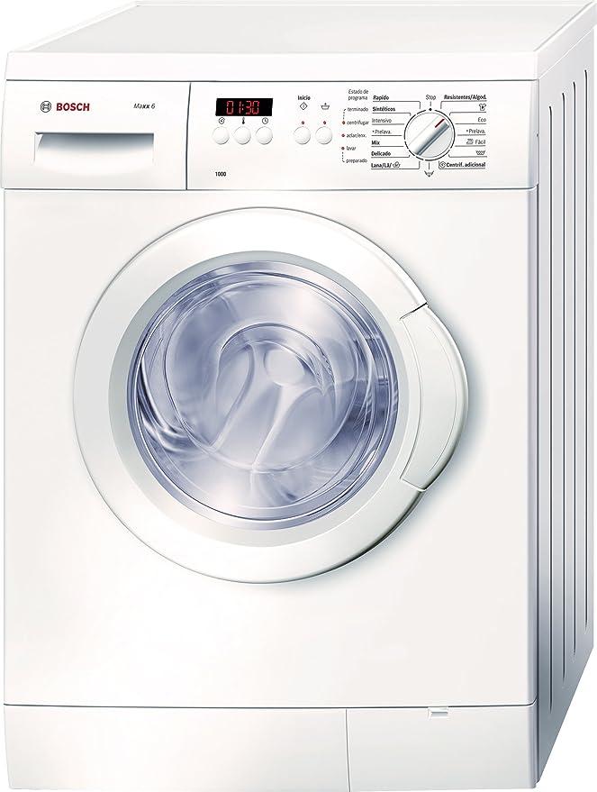 Bosch WAE20260EE Independiente Carga frontal 6kg 1000RPM Blanco ...