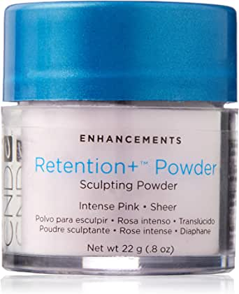 Enhancements Retention+ Sculpting Powder, Intense Pink/Sheer 22 g