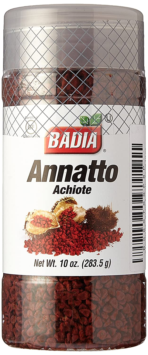 Achiote or Annatto Powder by Sombrero. Great for Adding Flavour ... | 1500x627