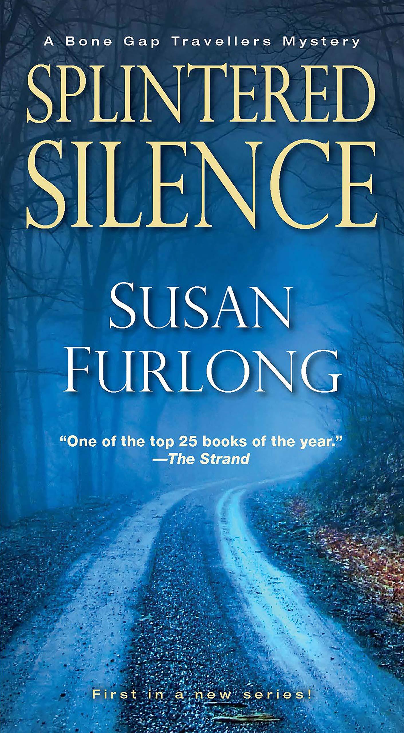 Download Splintered Silence (A Bone Gap Travellers Novel) pdf
