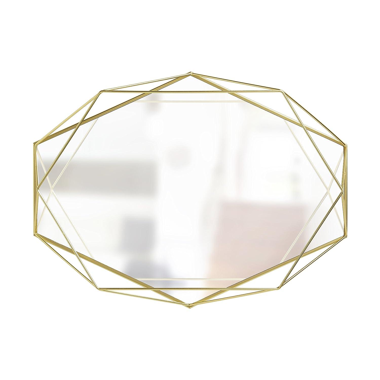 Umbra Prisma Wall Mirror, Copper 358776-880