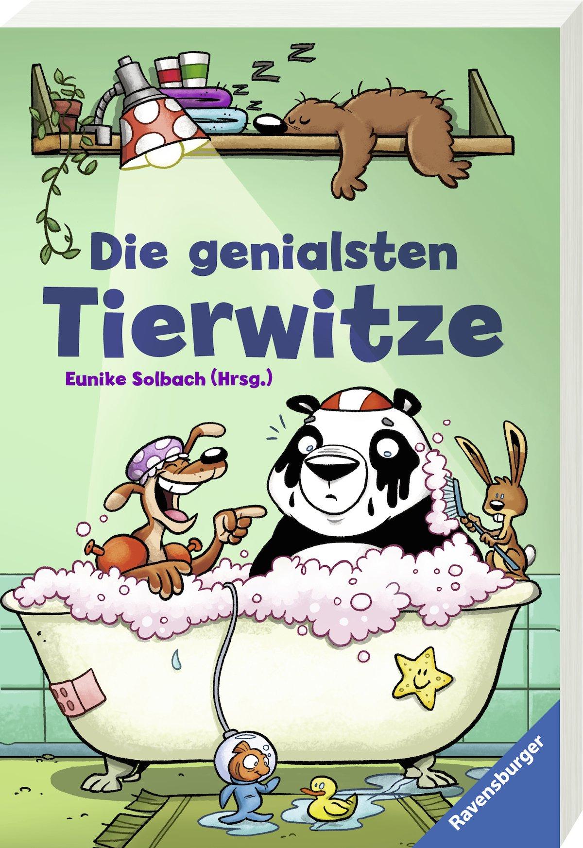 Die genialsten Tierwitze (Ravensburger Taschenbücher)