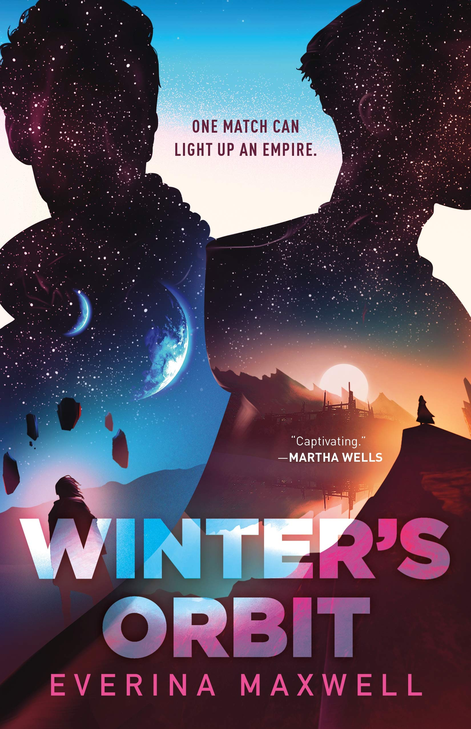 Review: Winter's Orbit, Everina Maxwell