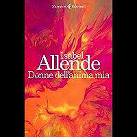 Donne dell'anima mia (Italian Edition) book cover