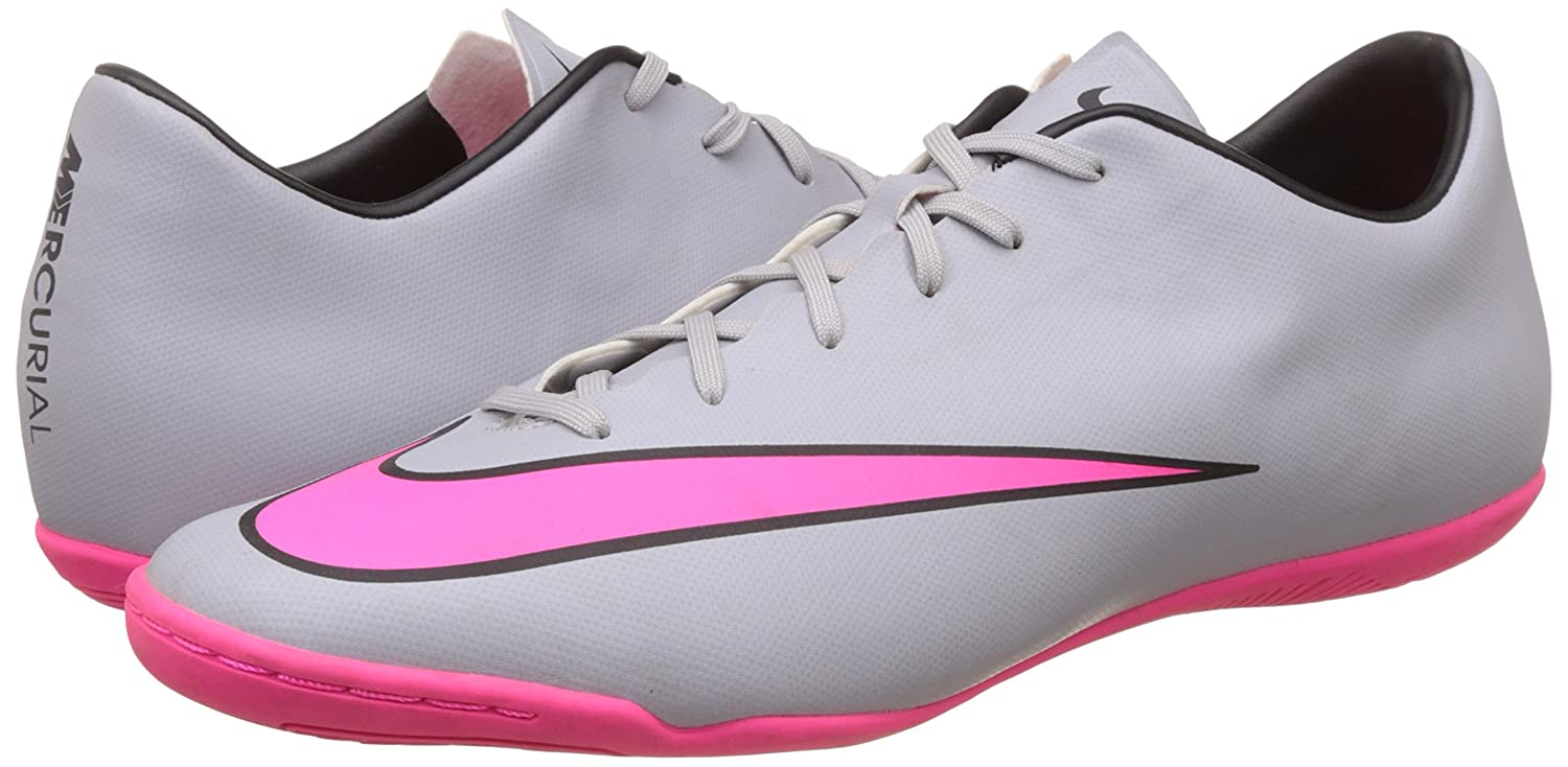 7f970b68f9b where to buy nike mercurial victory v indoor grey pink 0380c 24c98