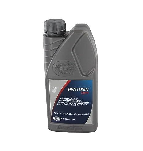 Amazon Com Pentosin Cvt Fluid 1l 1120107 Automotive