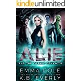 Alie and the Cosmic Convicts: An Alien Reverse Harem