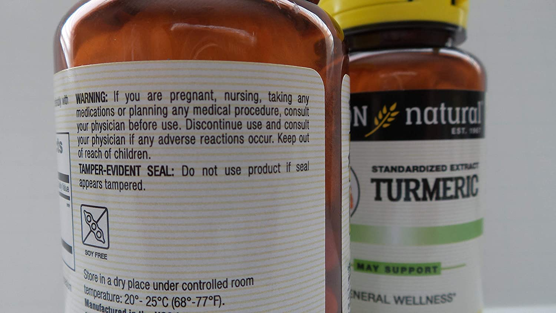 Amazon.com: Mason natural turmeric vaggie capsules, Whole body health - 60 ea: Health & Personal Care