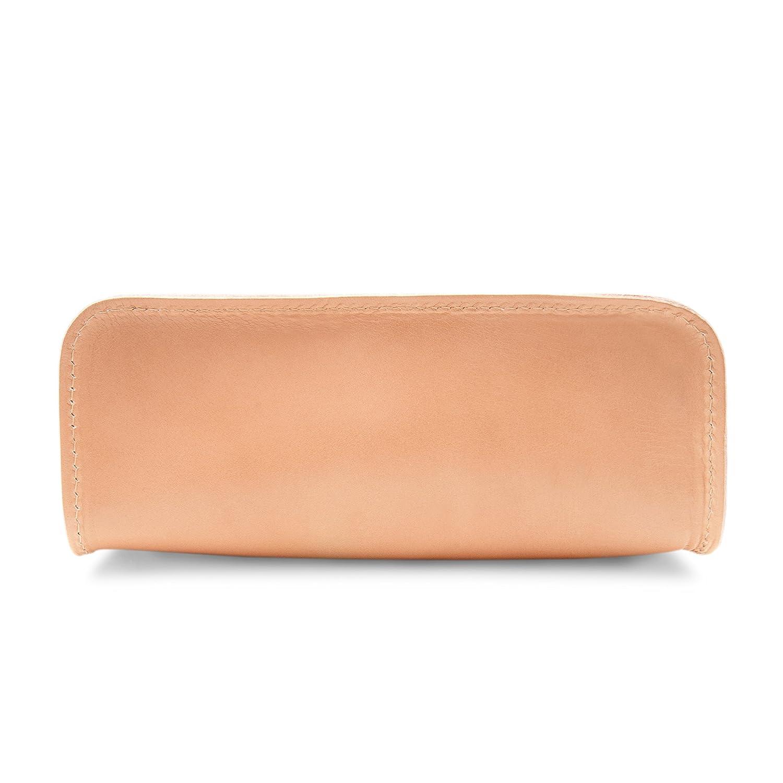 Fabricado en Alemania estuche escolar escolar escolar – Estuche – Estuche Austin de piel auténtica en diferentes colores de Thielemann 639a10