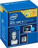 Intel 1150 i5-4460 Ci5 Box Processore da 3,2 Ghz, Nero