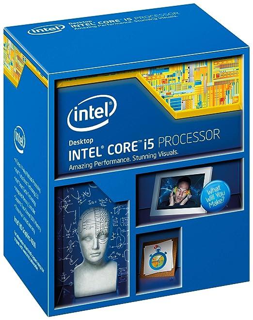 104 opinioni per Intel Ci5 Box Processore CPU 1150 i5-4690, 3.5 GHz