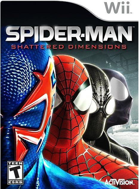 Spiderman Shattered Dimensions [Importación italiana]: Amazon.es ...