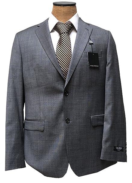 b7d35af79ce Lauren by Ralph Lauren Mens Lauren Ralph Lauren Slim Fit Wool Suit ...