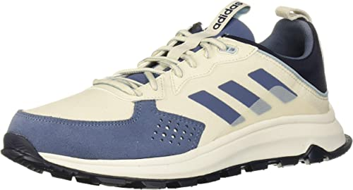 adidas Mens Response Trail Running Shoe, White/Tech Legend Ink ...