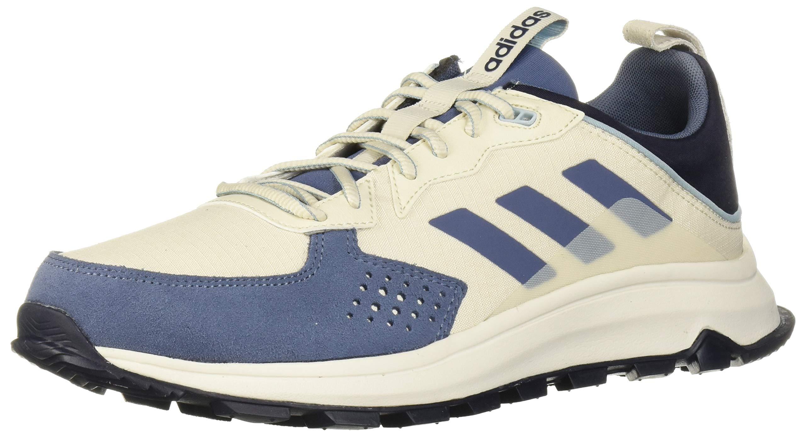 adidas Men's Response Trail Running Shoe, White/Tech Legend Ink, 11.5 Medium US by adidas