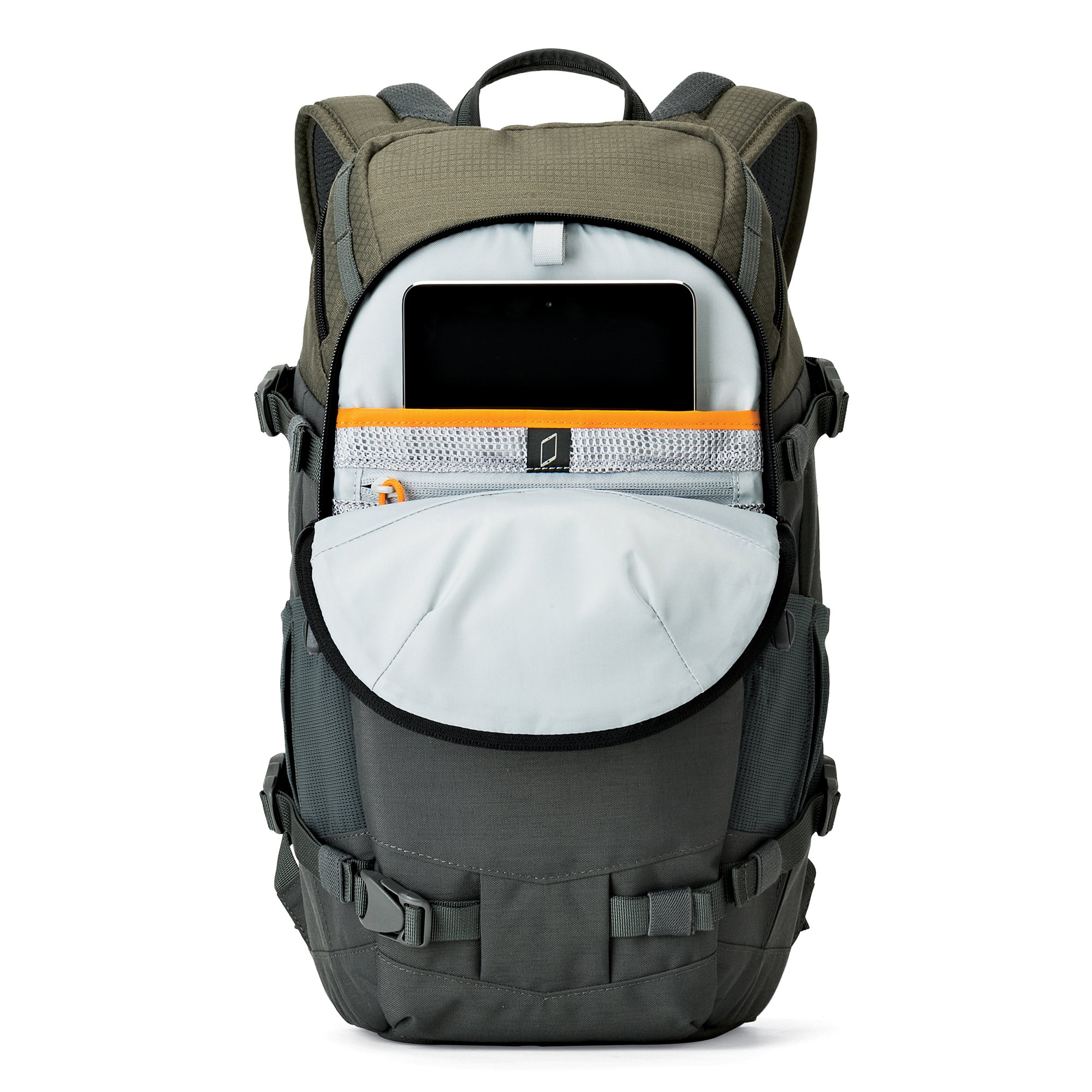 Lowepro Flipside Trek BP 250 AW - Outdoor Camera Backpack for Mirrorless or Compact DSLR w/ Rain Cover and Tablet Pocket. by Lowepro (Image #5)