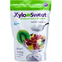 Xlear XyloSweet Xylitol Natural Sugarfree Sweetener 3 Lbs (1361 gms) Bag