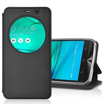 ELTD Asus Zenfone Go 5.5 ZB551KL flip Cover, Slim flip funda ...