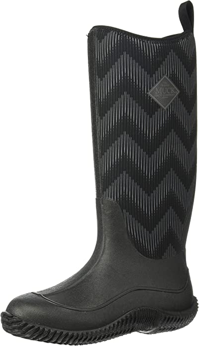 Muck Boots Womens//Ladies Hale Womens Pull On Wellington Boots