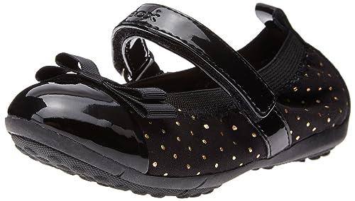 Geox Complementos Bailarinas es Y Eu Jr 33 Negro Zapatos Piuma Amazon fxx4r