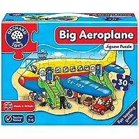 Orchard Büyük Uçak 3-6 Yaş Yapboz (273)