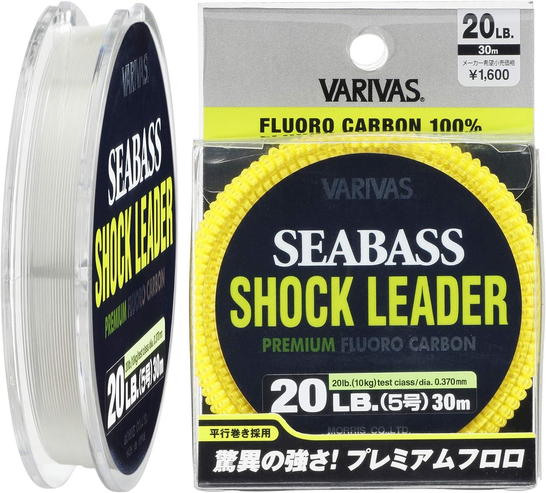 Varivas Fluorocarbon Shock Leader 30m